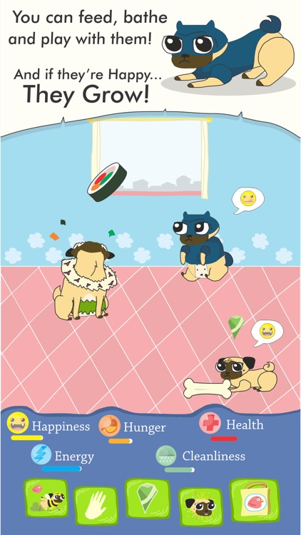 Growing Pug screenshot-2