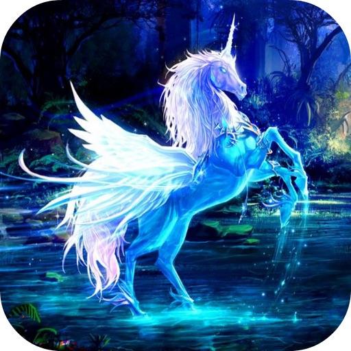 Unicorn Wallpapers Hd Backgrounds Lock Screen Retina By Janice Ong