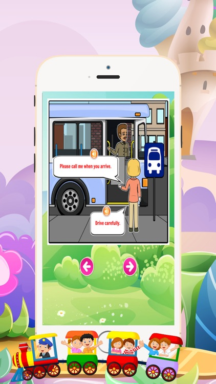 Learn Conversation English : Listening and Speaking English For Kids and Beginners screenshot-4