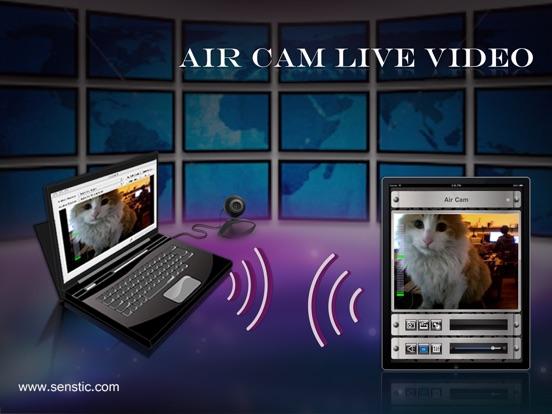 Air Cam Live Video (Lite) iPad