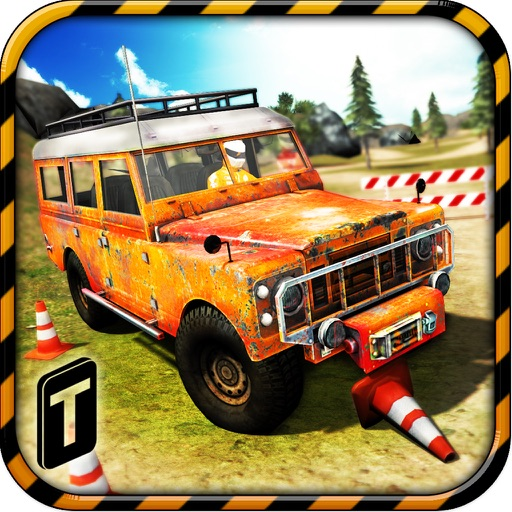 Offroad Parking Challenge 3D