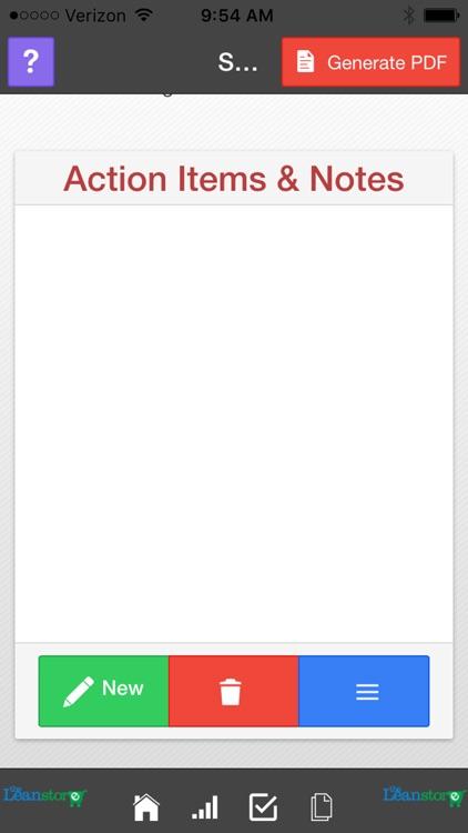Lean Stakeholder Analysis screenshot-3