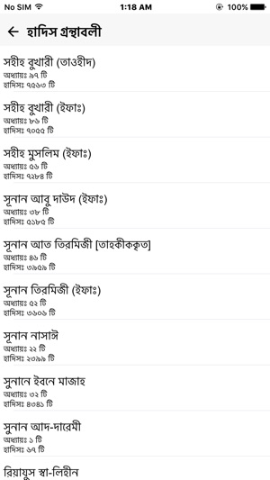 Bukhari Bangla Pdf