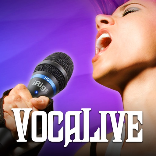 VocaLive for iPad