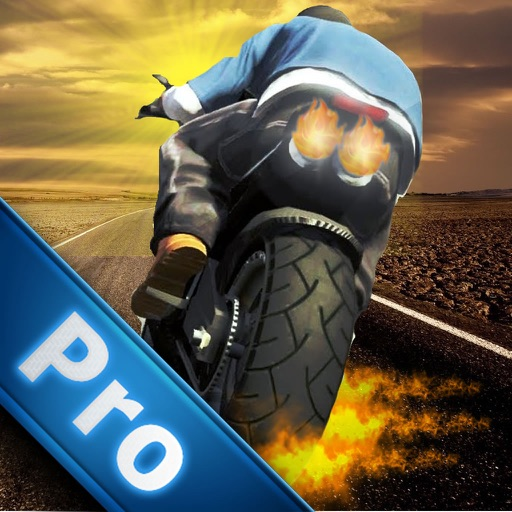 Vanguard Motorcycle Flames PRO - Extreme Speed Amazing