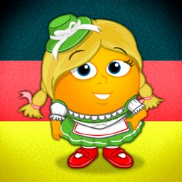 Fun German: Language learning games for kids ages 3-10 to learn to read, speak & spell