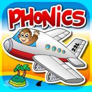 Phonics Island, Letter Sounds games & Alphabet Learning: Preschool Kids Reading