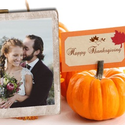 Thanksgiving Photo Frame - Amazing Picture Frames & Photo Editor