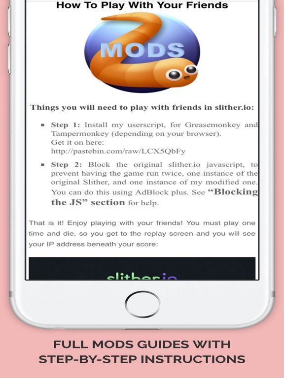 Guide for Slither io - Game Tips and Techniques, Skins and