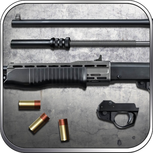SPAS-12: Special Purpose Automatic Shotgun, Shoot to Kill - Lord of War iOS App