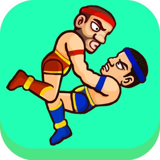 Wrestle Jump Game