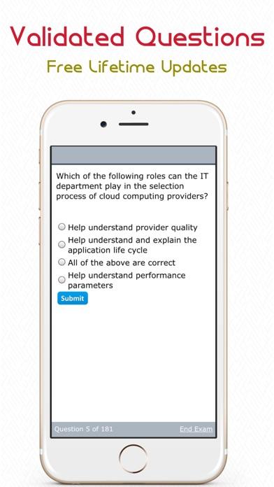 Screenshot #3 pour CLO-001: CompTIA Cloud Essentials - Self-Paced