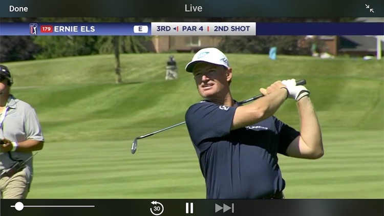 PGA TOUR LIVE app image