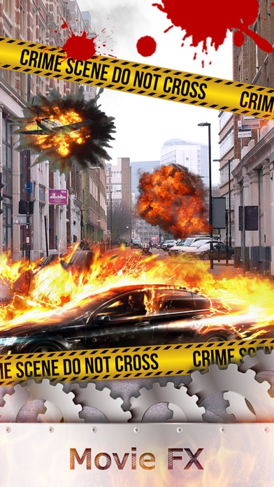 Movie FX Maker - Hollywood Style Special Effect Change.r & Extreme Photo Sticker Edit.or-0
