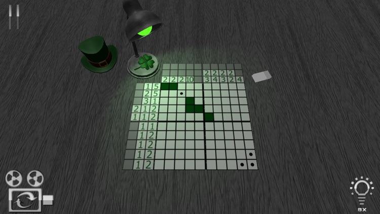 Easy Patrick Crossword Premium - Best Green Nonogram screenshot-3