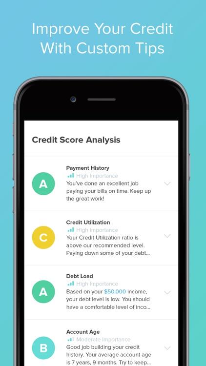 WalletHub – Free Credit Report, Score & Monitoring