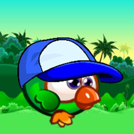 绿鸡跑跑-一款跑酷类动作休闲小游戏