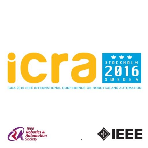 ICRA 2016 icon