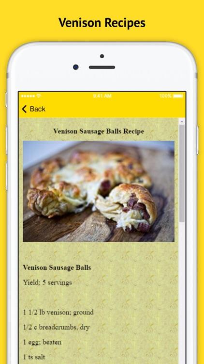 Venison Recipes - Hunters Love This Delicious Recipe