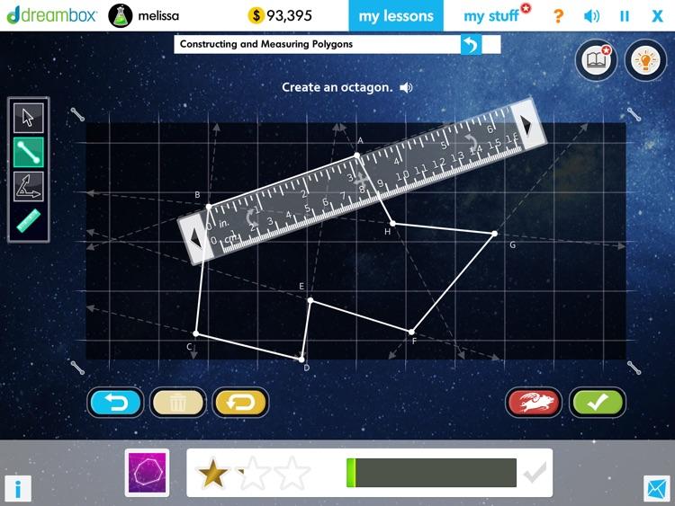 DreamBox Math Blue screenshot-3