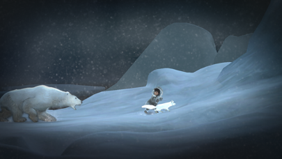 Screenshot from Never Alone: Ki Edition