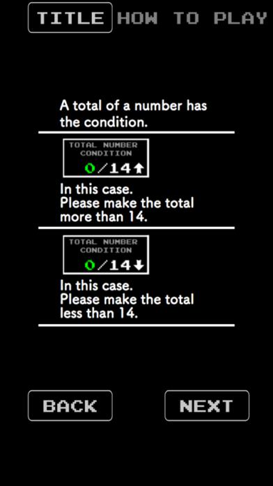 Number Break - popular free match 3 puzzle - screenshot four