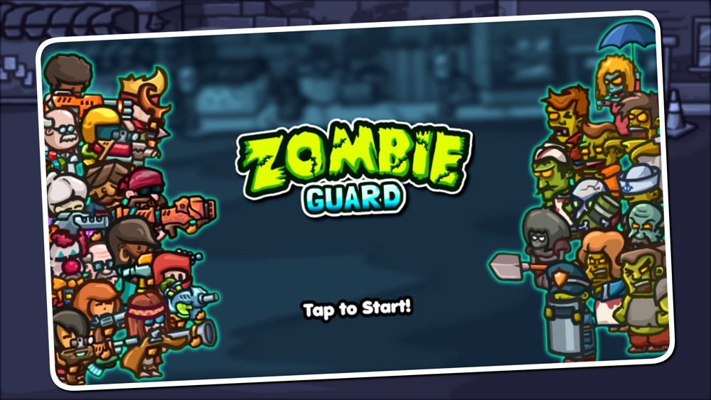 Zombie Guard Cheat Codes