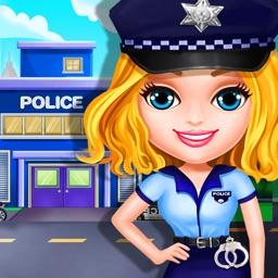 Superhero Police Girls Adventure