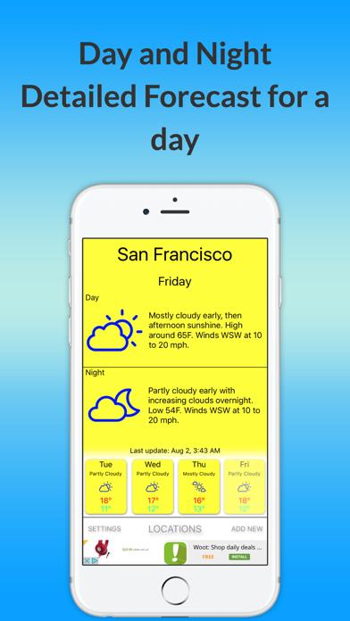 温度Prediction-次の4日間のおすすめ画像5