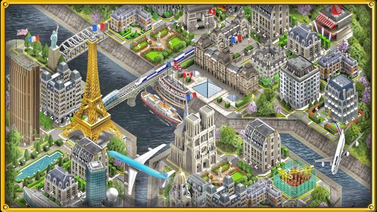 CITY BUILDER - PARIS