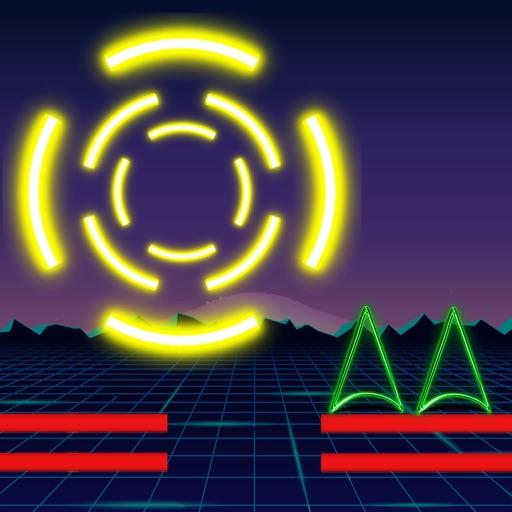 Arcade Wars Dash - Computer Robot Cube Jump icon