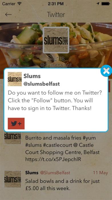 Slums Street Food screenshot three