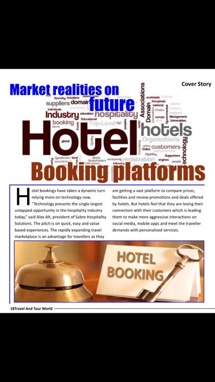 Travel And Tour World Magazine screenshot-3