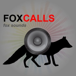 REAL Fox Calls & Fox Sounds for Fox Hunting - (ad free) BLUETOOTH COMPATIBLE