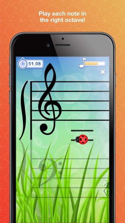 Note Rush: Learn to Read Music screenshot-3