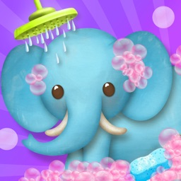 Animals Care Salon - Jungle Adventure Spa Salon Kids Games