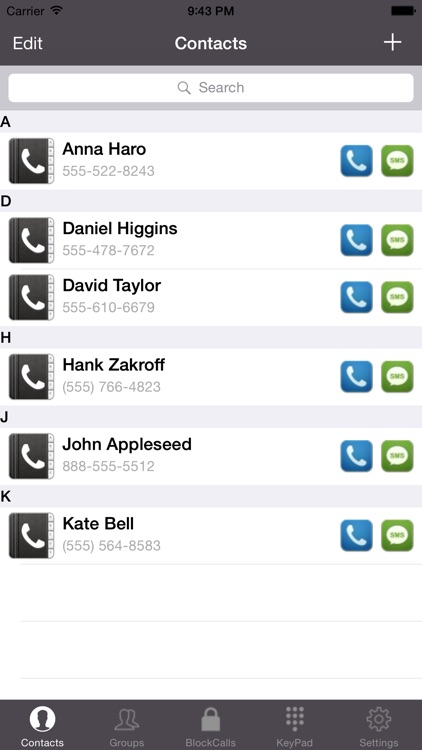 XContact - Stop Spam,Block Call & SMS,Backup and Restore Contact
