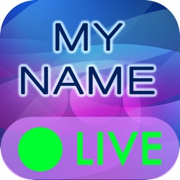My name live wallpapers - Top free live wallpapers for iPhone 6s and 6s Plus
