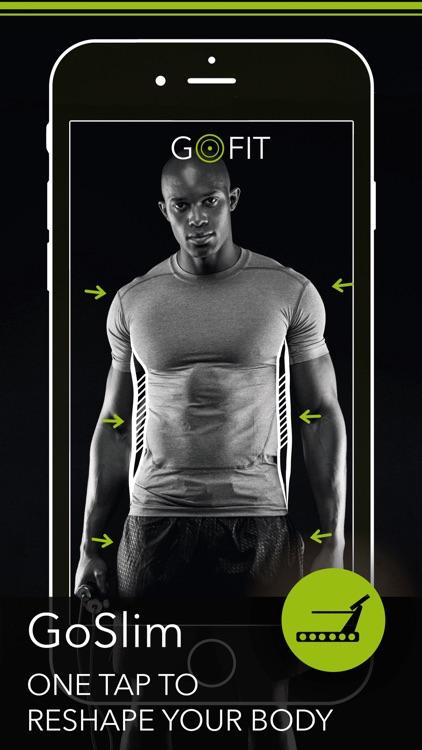 GOFIT: Body Selfie Photo Edit