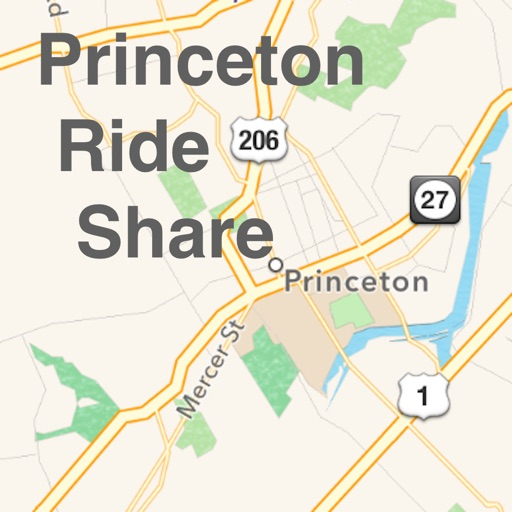 CarPooling - Princeton Ride Share