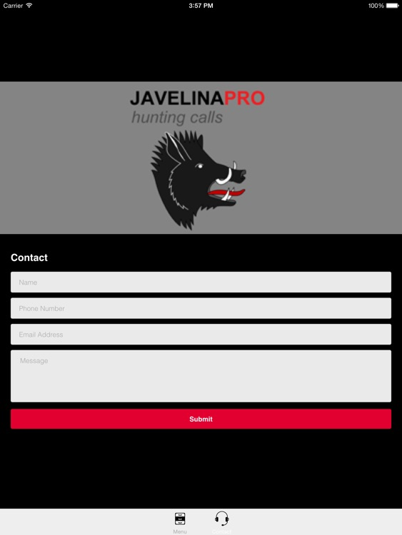 REAL Javelina Calls -- Javelina Sounds to use as Hunting Calls screenshot-3