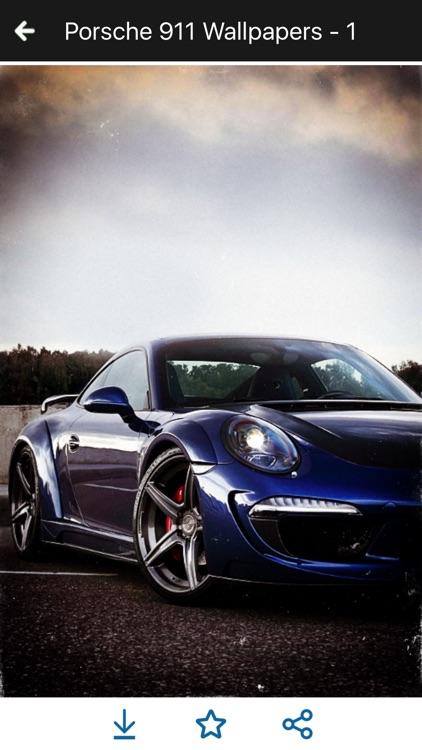 HD Car Wallpapers - Porsche 911 Edition screenshot-4