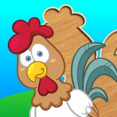 Des puzzles intelligents pour les enfants apprendre a lire - tout-petits jeux educatifs et prescolaire l'apprentissage des enfants