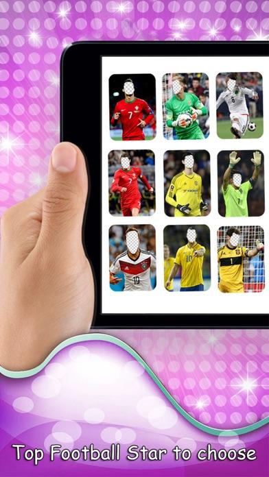 Iswap面臨著2016年歐元 - 更換或Modiface用最好的足球明星Player.s屏幕截圖1