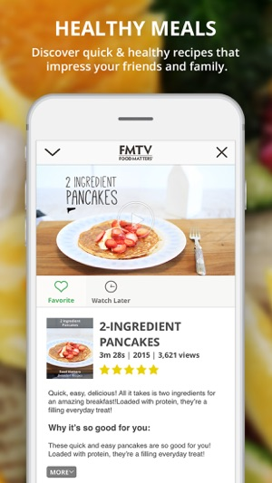 Fmtv food matters tv on the app store fmtv food matters tv on the app store forumfinder Images