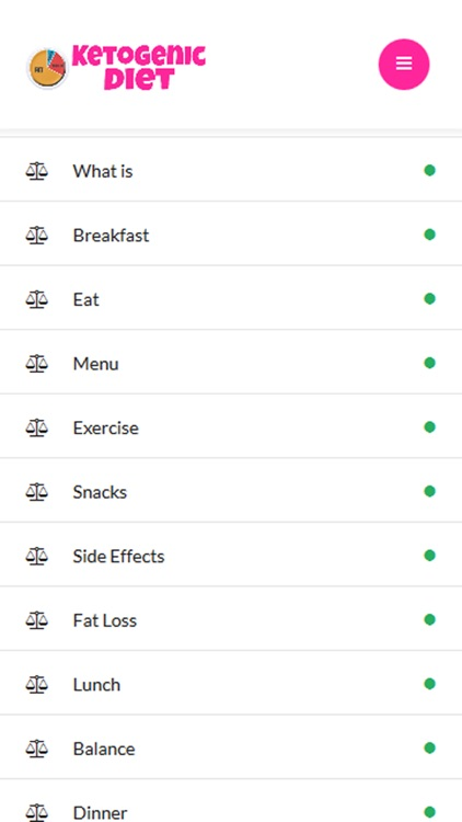 Ketogenic Diet Plan: Guide Recipes screenshot-4
