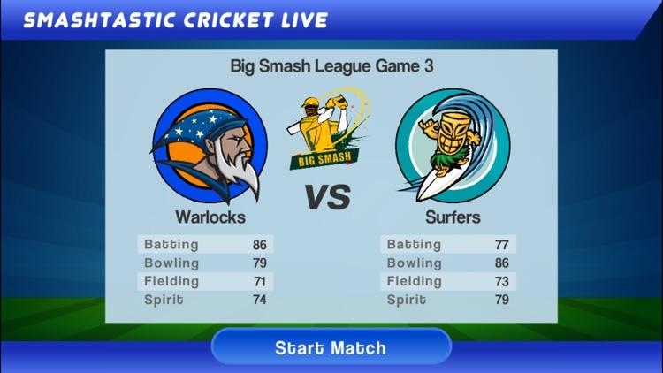 Smashtastic Cricket screenshot-4