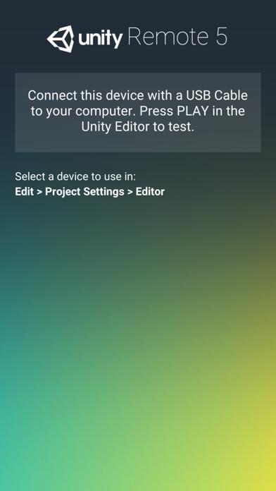 Unity Remote 5のおすすめ画像1