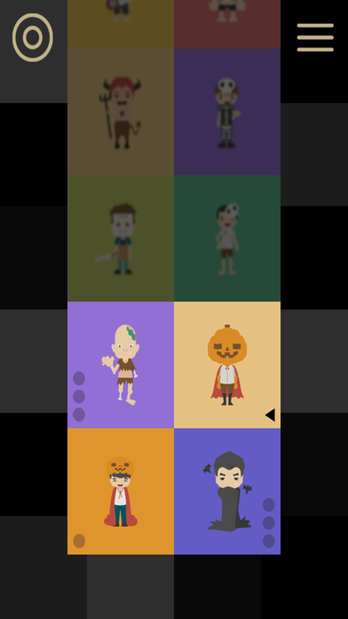 Halloween Game - Spot the difference kids game where you have to find the difference pic which is unlike the others screenshot four