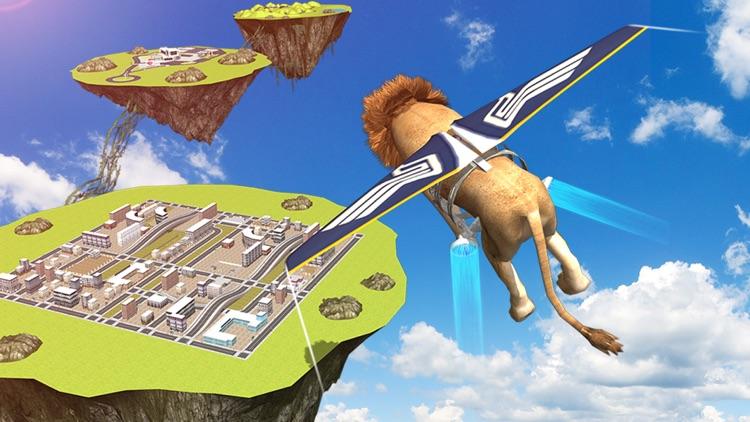 Flying Animals wild Simulator